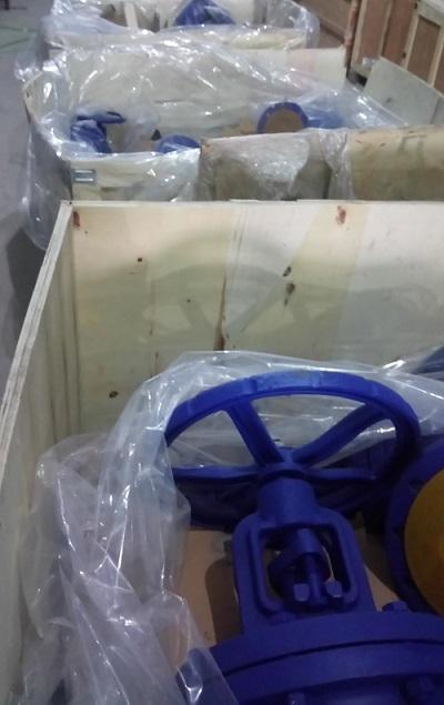 van cầu hơi gang tiêu chuẩn DIN