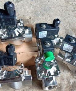 van điện từ inox 316 ode